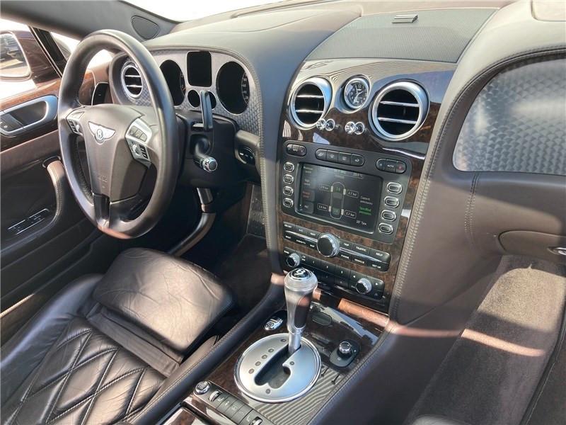 Bentley CONTINENTAL GT 6.0 W12 A Marron occasion à MERIGNAC - photo n°11
