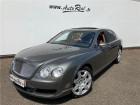 Bentley CONTINENTAL GT 6.0 W12 A Gris à MERIGNAC 33
