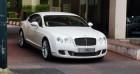 Bentley CONTINENTAL GT BENTLEY CONTINENTAL GT COUPE 6.0 W12 BI-TURBO 610 GT SPEED Blanc à Saint-maur-des-fossés 94