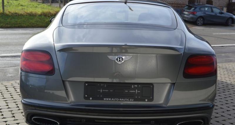 Bentley CONTINENTAL GT Black Edition !! W12 642 Ch !! Pack Carbonne Gris occasion à Lille - photo n°4