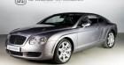 Bentley CONTINENTAL GT COUPE 6.0 W12 BI-TURBO 560 TIPTRONIC Gris à Paris 75