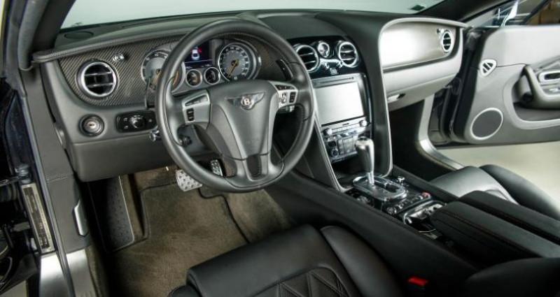 Bentley CONTINENTAL GT II SPEED 6.0 W12 625 Noir occasion à Paris - photo n°7