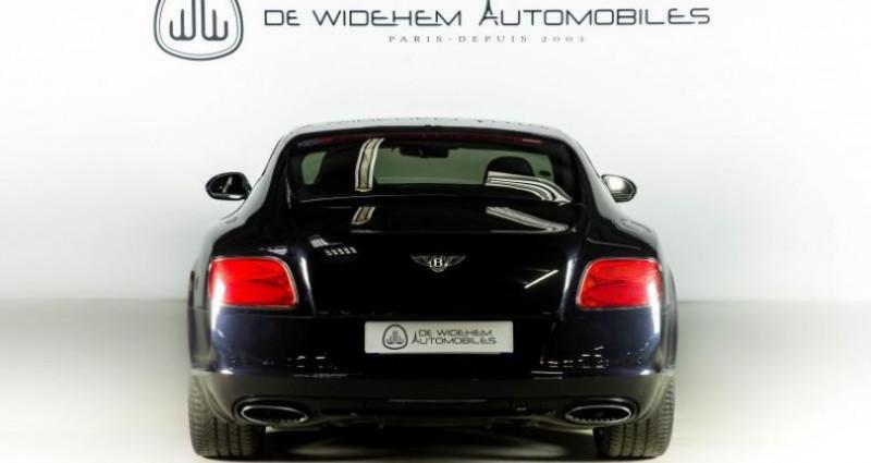 Bentley CONTINENTAL GT II SPEED 6.0 W12 625 Noir occasion à Paris - photo n°5