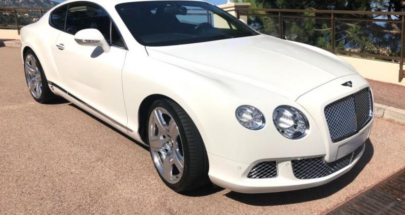 Bentley CONTINENTAL GT II W12  occasion à MONACO