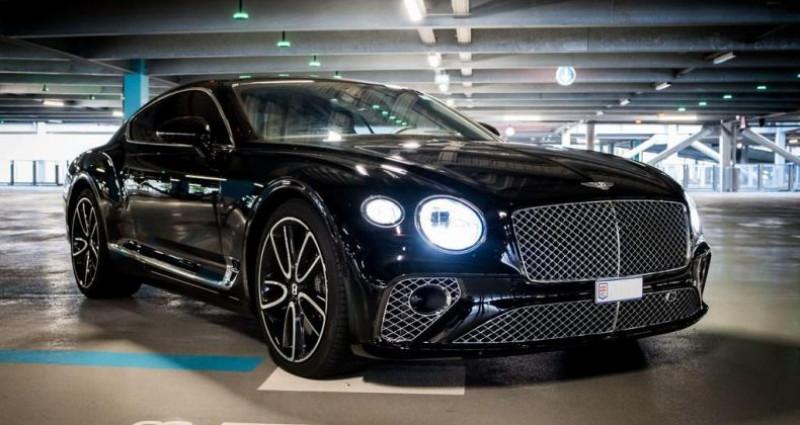 Bentley CONTINENTAL GT Mulliner 6.0 W12 635 Ch Noir occasion à SAINT LAURENT DU VAR - photo n°4