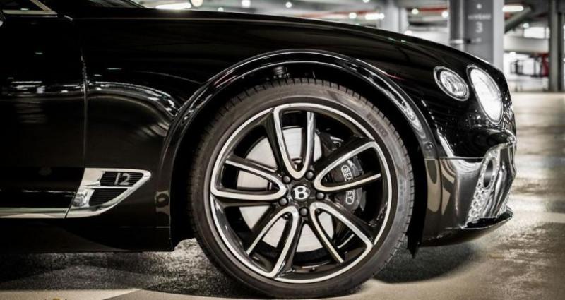 Bentley CONTINENTAL GT Mulliner 6.0 W12 635 Ch Noir occasion à SAINT LAURENT DU VAR - photo n°5