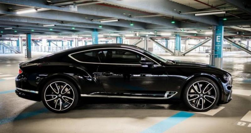 Bentley CONTINENTAL GT Mulliner 6.0 W12 635 Ch Noir occasion à SAINT LAURENT DU VAR - photo n°2