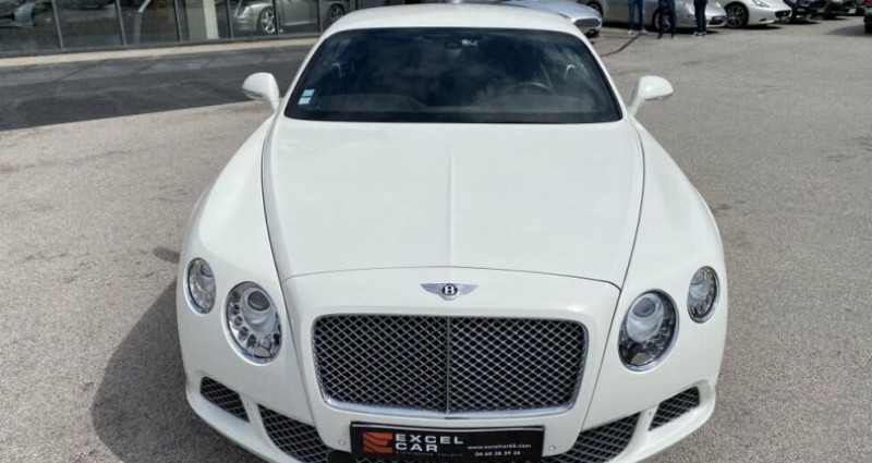 Bentley CONTINENTAL GT SPEED Blanc occasion à RIVESALTES - photo n°5