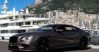 Bentley CONTINENTAL GT Supersport  à Monaco 98