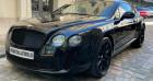 Bentley CONTINENTAL GT Supersports Noir à Versailles 78