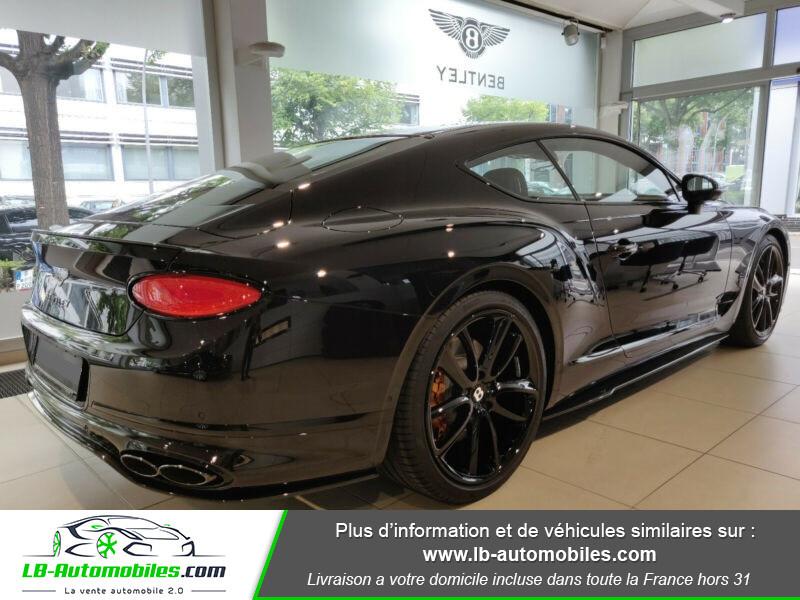 Bentley CONTINENTAL GT V8 4.0 550 ch BVA Noir occasion à Beaupuy - photo n°3