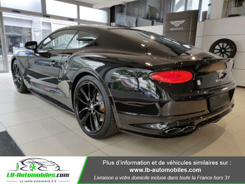 Bentley CONTINENTAL GT V8 4.0 550 ch BVA Noir occasion à Beaupuy - photo n°11