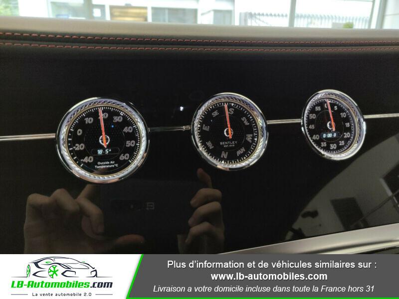 Bentley CONTINENTAL GT V8 4.0 550 ch BVA Noir occasion à Beaupuy - photo n°14