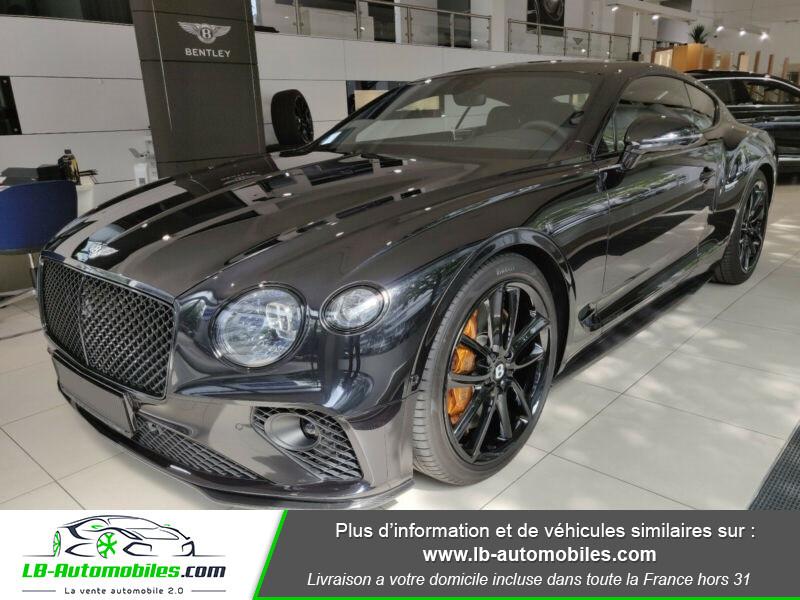 Bentley CONTINENTAL GT V8 4.0 550 ch BVA Noir occasion à Beaupuy - photo n°9