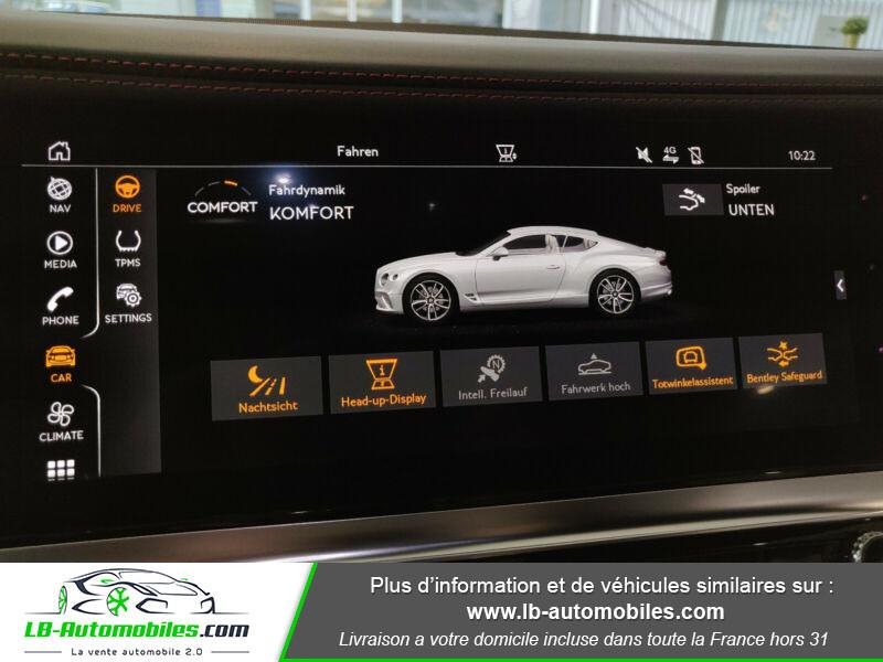 Bentley CONTINENTAL GT V8 4.0 550 ch BVA Noir occasion à Beaupuy - photo n°15
