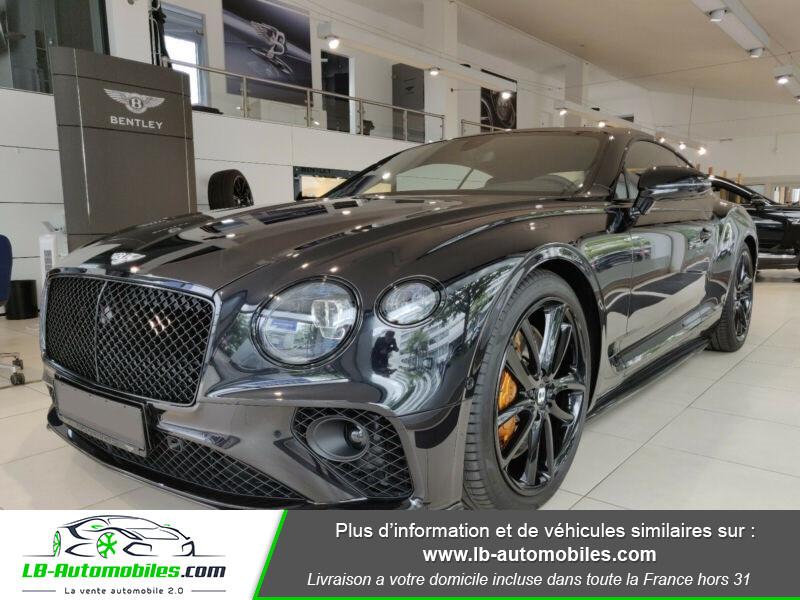 Bentley CONTINENTAL GT V8 4.0 550 ch BVA Noir occasion à Beaupuy