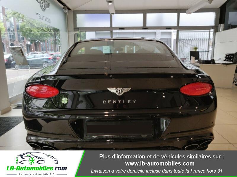 Bentley CONTINENTAL GT V8 4.0 550 ch BVA Noir occasion à Beaupuy - photo n°12