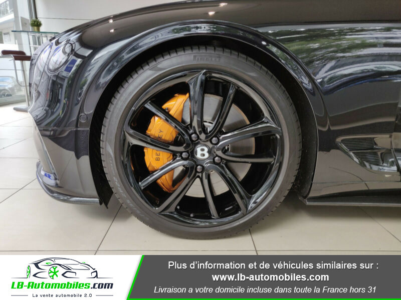 Bentley CONTINENTAL GT V8 4.0 550 ch BVA Noir occasion à Beaupuy - photo n°8