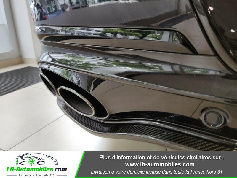 Bentley CONTINENTAL GT V8 4.0 550 ch BVA Noir occasion à Beaupuy - photo n°19