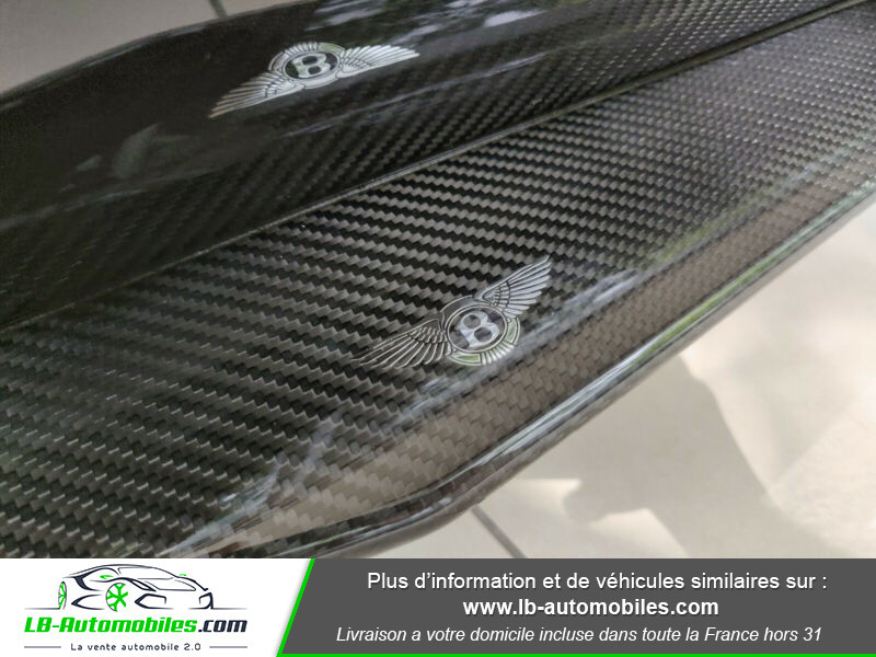 Bentley CONTINENTAL GT V8 4.0 550 ch BVA Noir occasion à Beaupuy - photo n°17