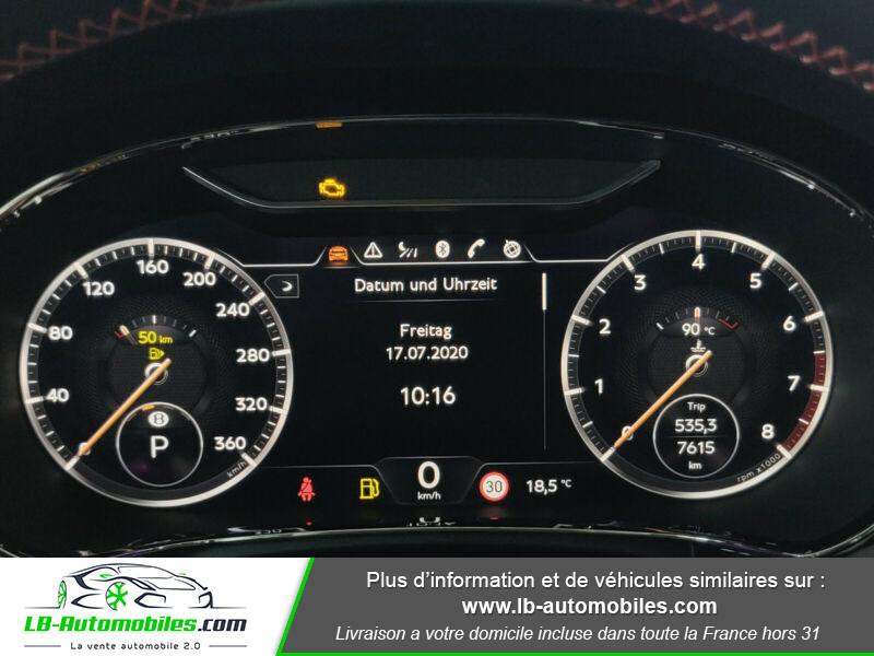 Bentley CONTINENTAL GT V8 4.0 550 ch BVA Noir occasion à Beaupuy - photo n°6