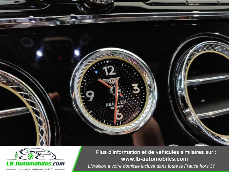 Bentley CONTINENTAL GT V8 4.0 550 ch BVA Noir occasion à Beaupuy - photo n°16