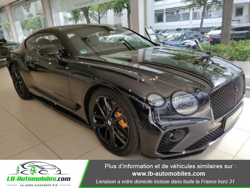Bentley CONTINENTAL GT V8 4.0 550 ch BVA Noir occasion à Beaupuy - photo n°10