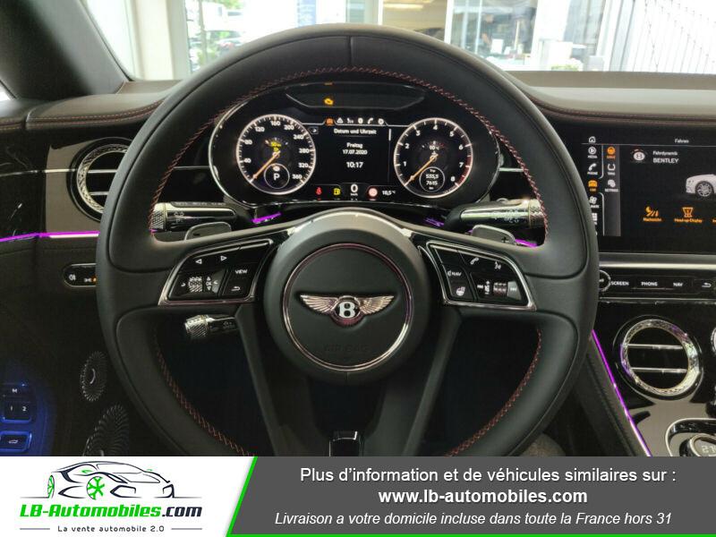 Bentley CONTINENTAL GT V8 4.0 550 ch BVA Noir occasion à Beaupuy - photo n°5