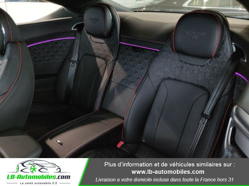 Bentley CONTINENTAL GT V8 4.0 550 ch BVA Noir occasion à Beaupuy - photo n°4