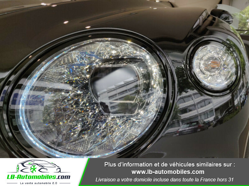 Bentley CONTINENTAL GT V8 4.0 550 ch BVA Noir occasion à Beaupuy - photo n°20