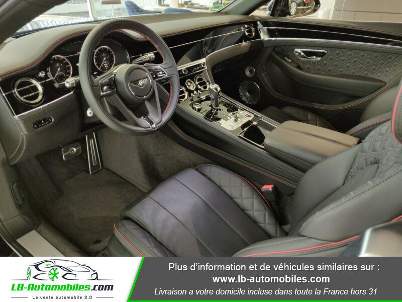 Bentley CONTINENTAL GT V8 4.0 550 ch BVA Noir occasion à Beaupuy - photo n°2