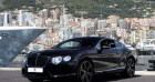 Bentley CONTINENTAL GT V8 4.0 Noir à Monaco 98