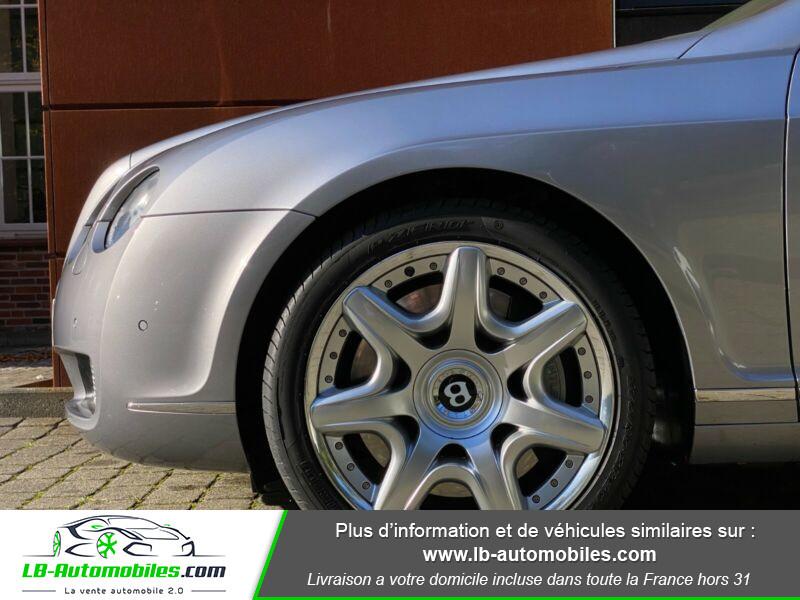 Bentley CONTINENTAL GT W12 6.0 560 ch BVA Gris occasion à Beaupuy - photo n°9