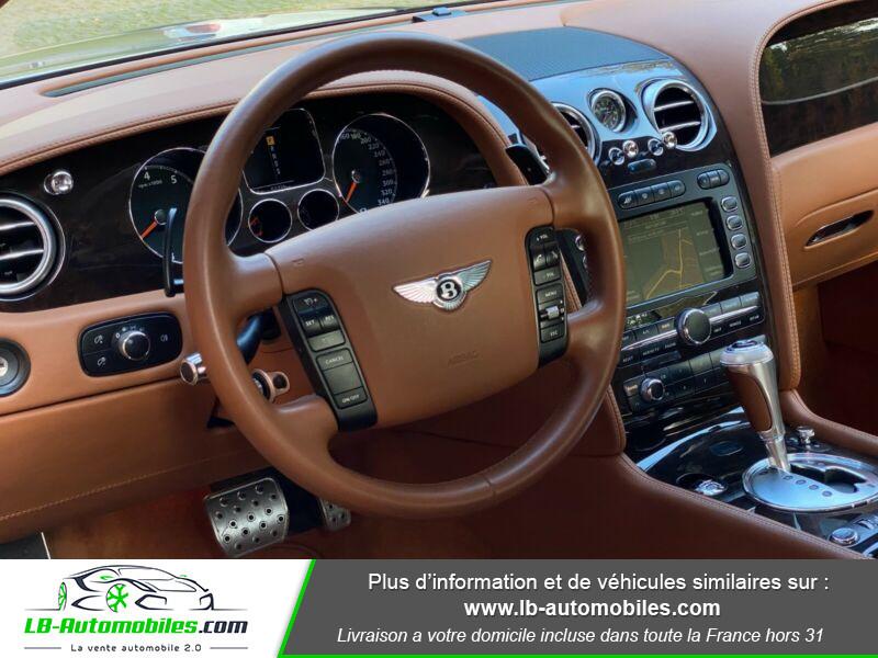 Bentley CONTINENTAL GT W12 6.0 560 ch BVA Gris occasion à Beaupuy - photo n°6