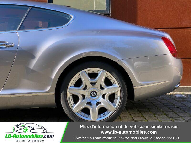 Bentley CONTINENTAL GT W12 6.0 560 ch BVA Gris occasion à Beaupuy - photo n°10