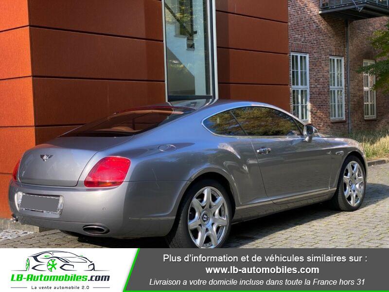 Bentley CONTINENTAL GT W12 6.0 560 ch BVA Gris occasion à Beaupuy - photo n°3