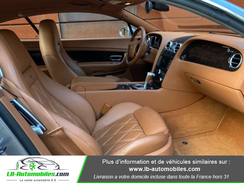 Bentley CONTINENTAL GT W12 6.0 560 ch BVA Gris occasion à Beaupuy - photo n°4