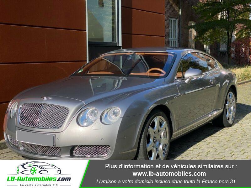Bentley CONTINENTAL GT W12 6.0 560 ch BVA Gris occasion à Beaupuy