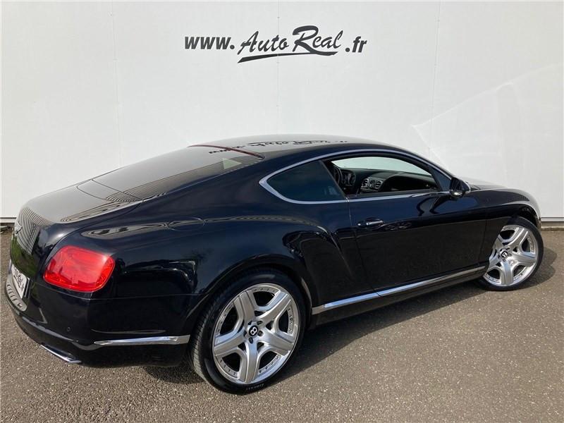 Bentley CONTINENTAL GT W12 6.0 575 CH A Noir occasion à MERIGNAC - photo n°6