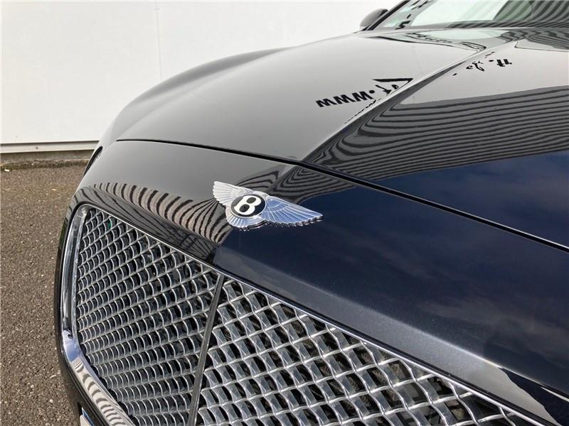 Bentley CONTINENTAL GT W12 6.0 575 CH A Noir occasion à MERIGNAC - photo n°17