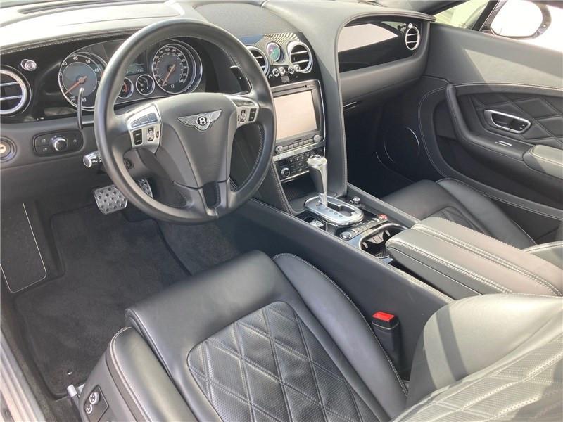 Bentley CONTINENTAL GT W12 6.0 575 CH A Noir occasion à MERIGNAC - photo n°7