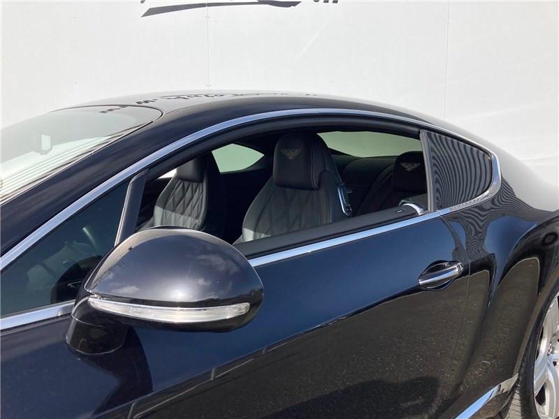 Bentley CONTINENTAL GT W12 6.0 575 CH A Noir occasion à MERIGNAC - photo n°18