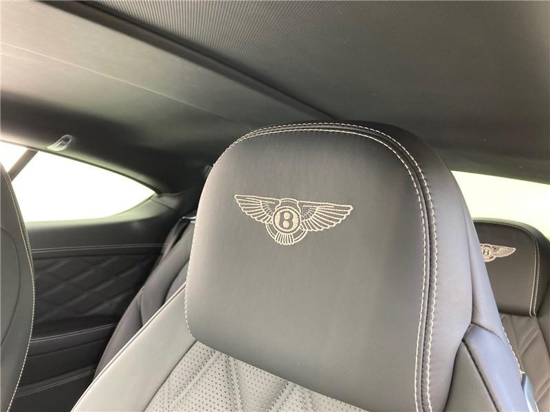 Bentley CONTINENTAL GT W12 6.0 575 CH A Noir occasion à MERIGNAC - photo n°12