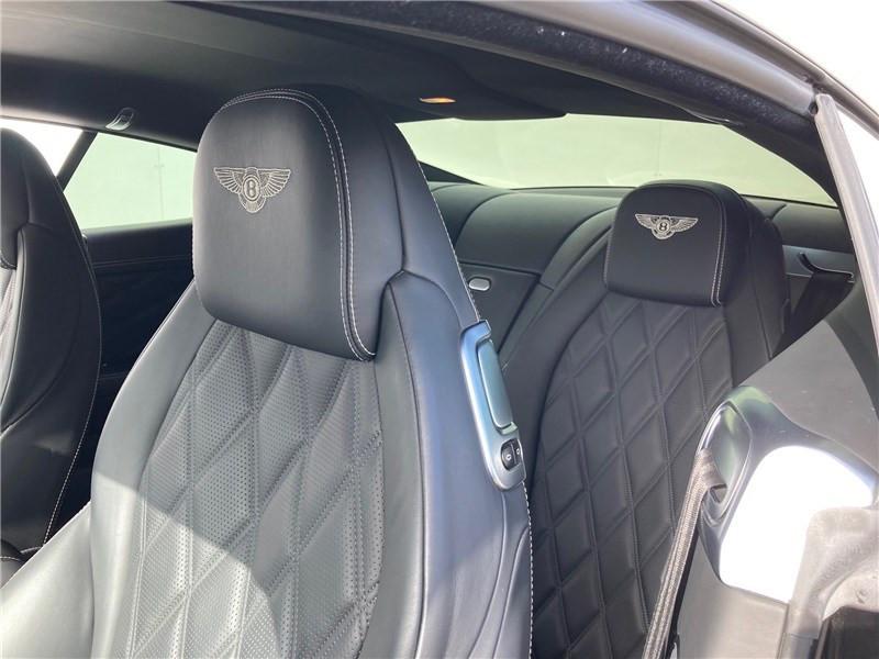 Bentley CONTINENTAL GT W12 6.0 575 CH A Noir occasion à MERIGNAC - photo n°11