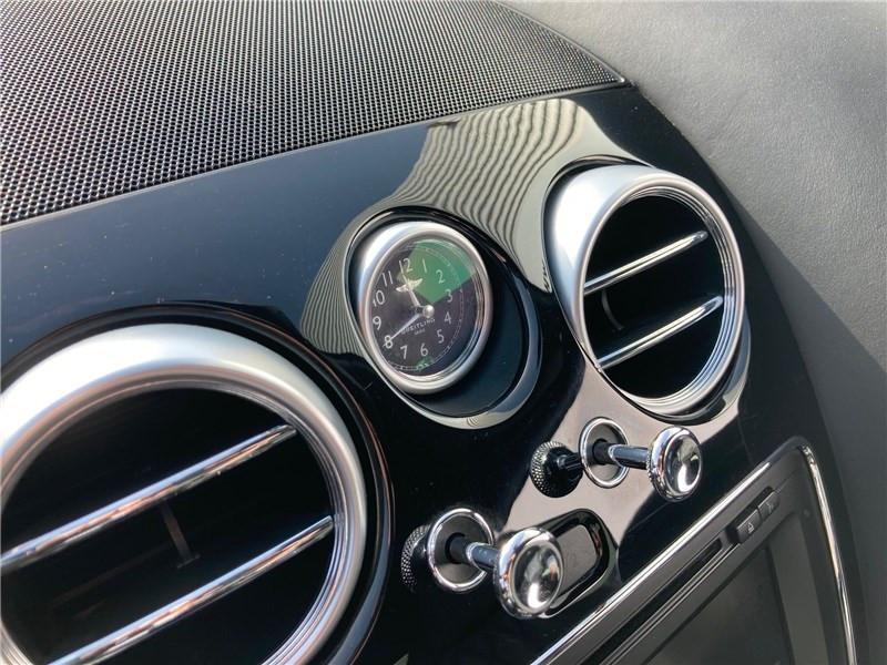 Bentley CONTINENTAL GT W12 6.0 575 CH A Noir occasion à MERIGNAC - photo n°20