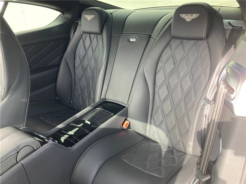 Bentley CONTINENTAL GT W12 6.0 575 CH A Noir occasion à MERIGNAC - photo n°19
