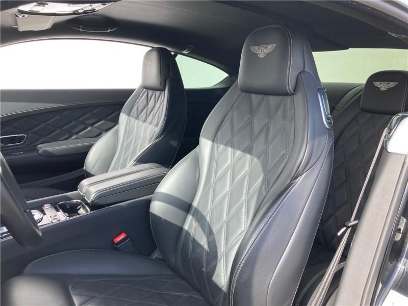 Bentley CONTINENTAL GT W12 6.0 575 CH A Noir occasion à MERIGNAC - photo n°10