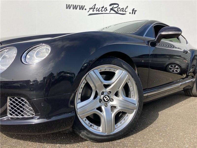 Bentley CONTINENTAL GT W12 6.0 575 CH A Noir occasion à MERIGNAC - photo n°15