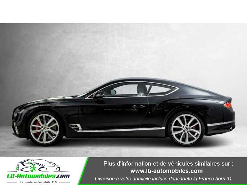 Bentley CONTINENTAL GT W12 6.0 635 ch BVA Noir occasion à Beaupuy - photo n°13