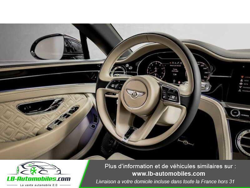 Bentley CONTINENTAL GT W12 6.0 635 ch BVA Noir occasion à Beaupuy - photo n°8